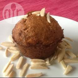 Muffins di banana bread alle mandorle