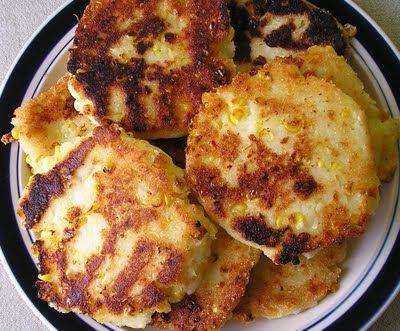 Ricetta arepas, frittelle di granoturco