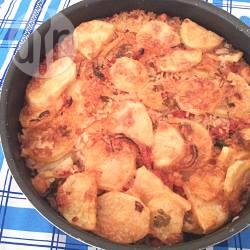 Riso patate e cozze alla barese