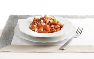 Ricetta pasta al peperoncino con tonno