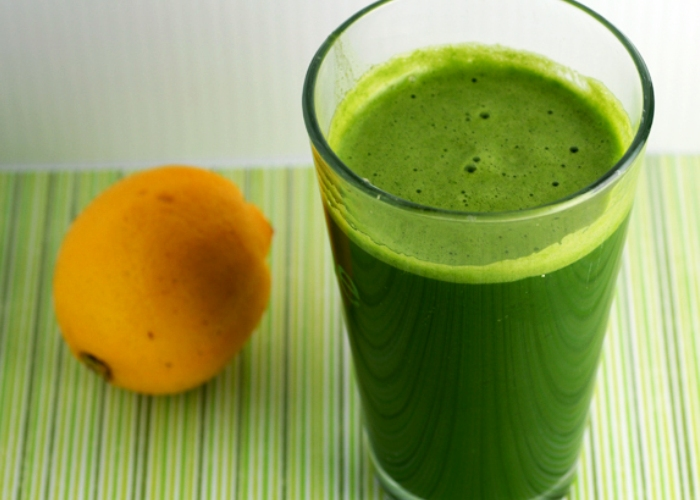 Limonata verde