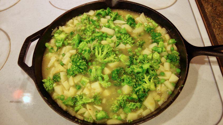 Ricetta broccoli e patate