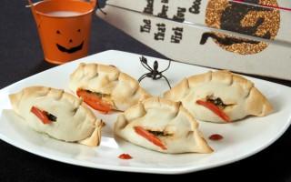 Ricetta fagottini spinaci e ricotta di halloween
