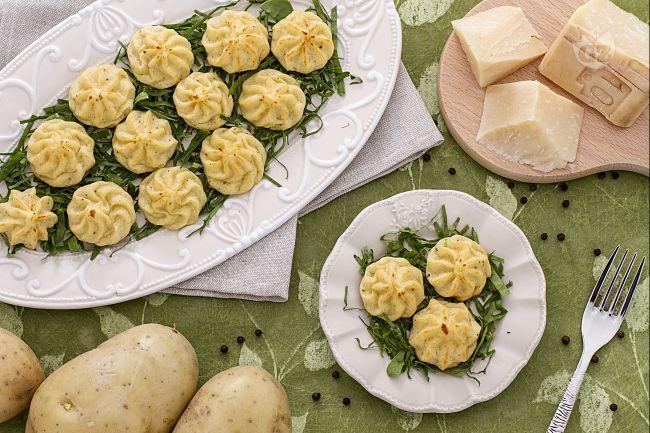 Ricetta patate duchessa