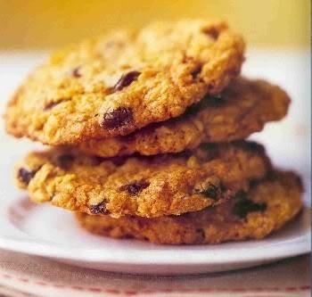 Ricetta biscotti leggeri all'avena