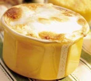Ricetta cocottine con formaggio e prosciutto