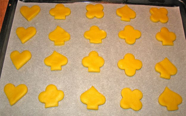 Ricetta biscotti al burro