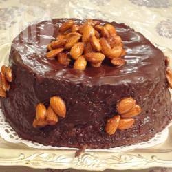 Torta al cioccolato e mandorle