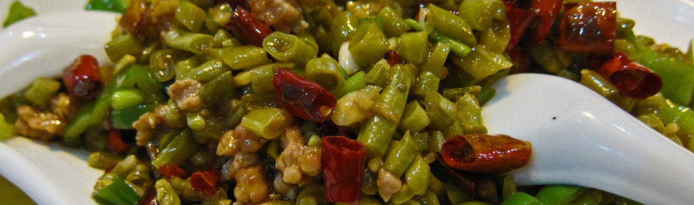 Ricetta insalata di fagiolini ricca