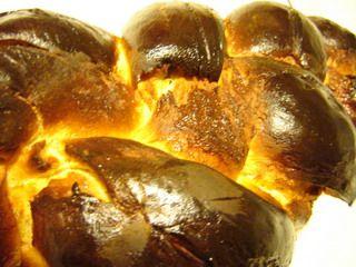 Ricetta treccia di pan brioche