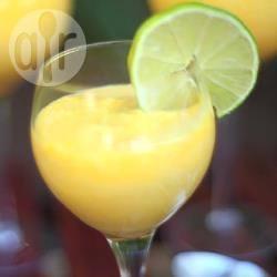 Mousse al mango