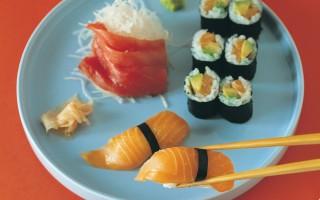 Ricetta sushi misto