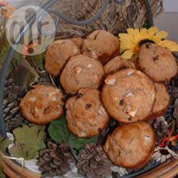 Muffins di mele e miele