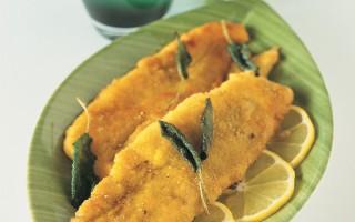 Ricetta pesce persico alla salvia
