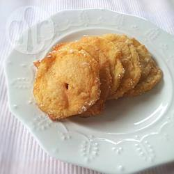 Frittelle di mele all'emiliana