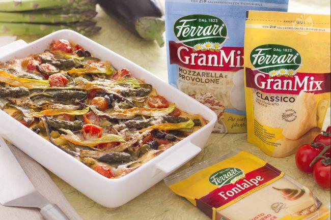 Ricetta lasagne primavera alle verdure