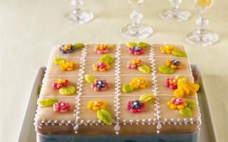 Ricetta torta con le roselline