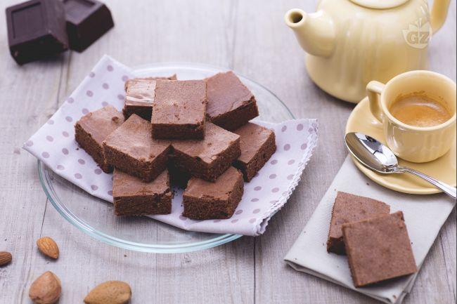 Ricetta fette al cioccolato e profumo di mandorla