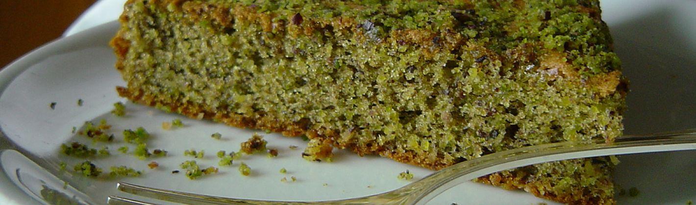 Ricetta torta facile di pistacchio