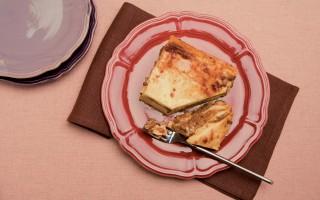 Ricetta lasagne incassate