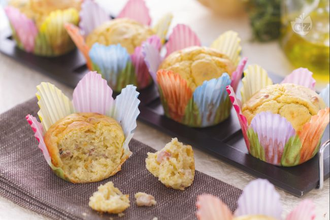 Ricetta muffin di patate