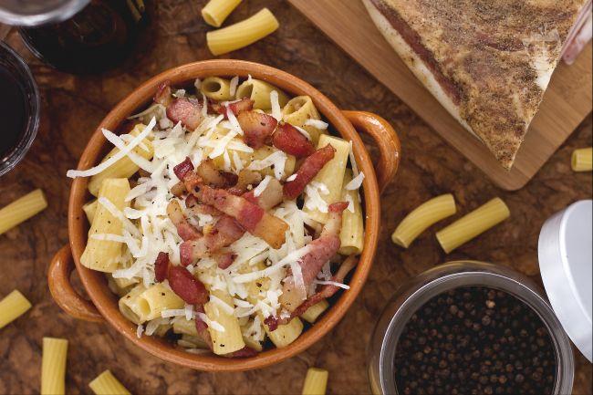 Ricetta pasta alla gricia