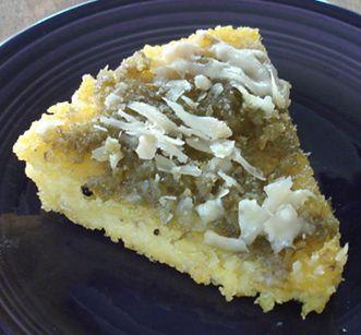 Ricetta torta salata al formaggio e pesto