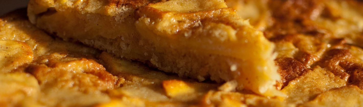 Ricetta torta di mele vegan