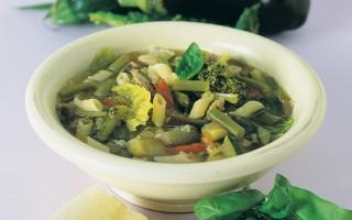 Ricetta minestrone alla genovese