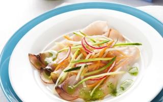 Ricetta pesce spada marinato allo scalogno e basilico