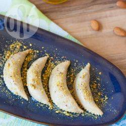 Corna di gazzella (biscotti alle mandorle nord africani)