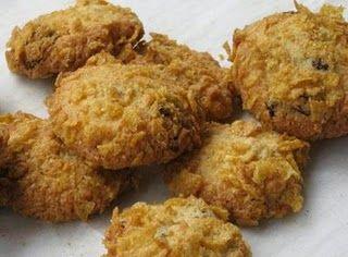 Ricetta biscotti ai corn flakes