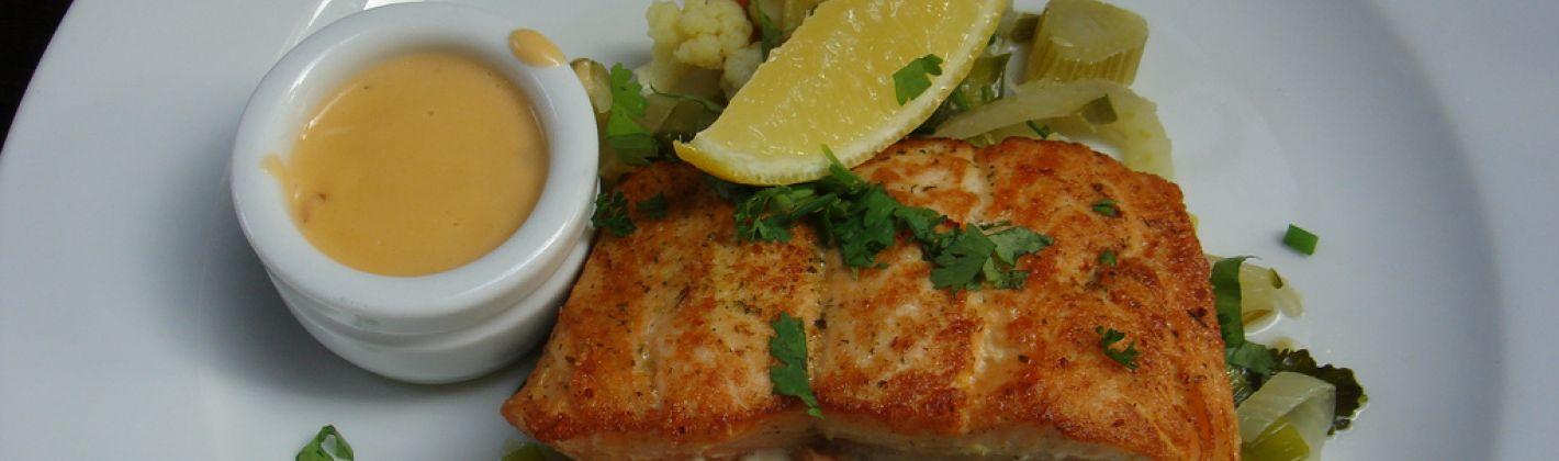 Ricetta pesce persico gratinato al forno