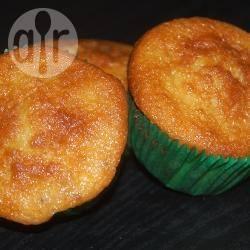 Muffin allo yogurt arancia e semi di zucca