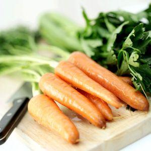 Ricetta carote sott'olio