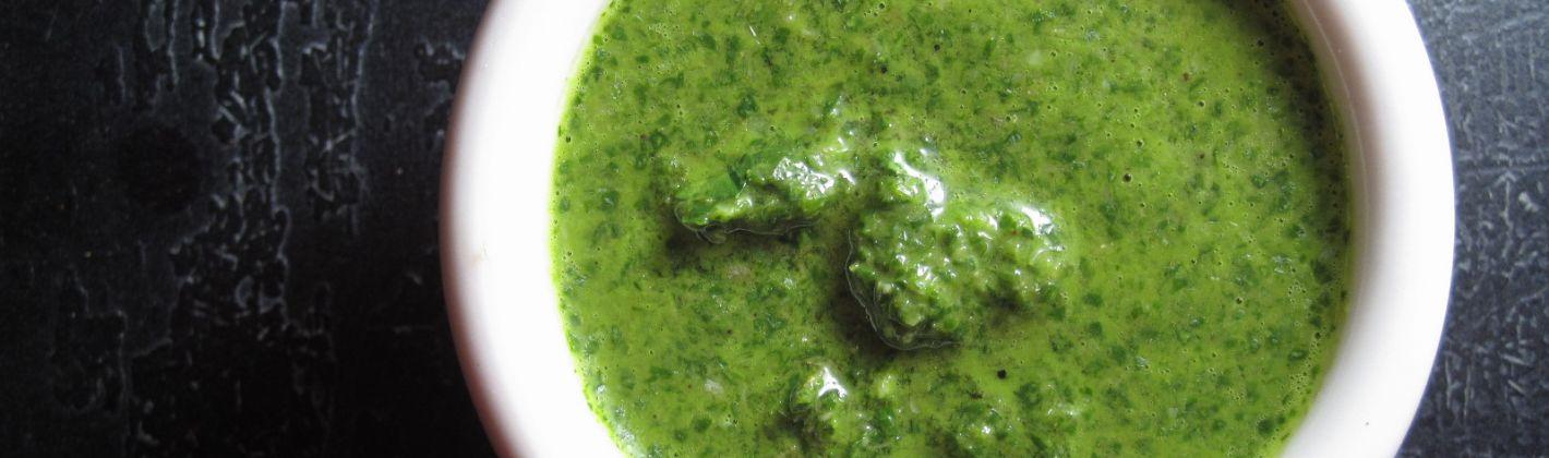 Ricetta salsa verde per il bollito