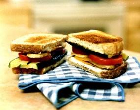 Ricetta panini vegetariani