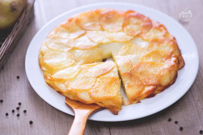 Ricetta pommes anna
